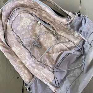 North face jester back pack